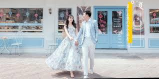 Chụp ảnh cưới tại sudio Sài Gòn