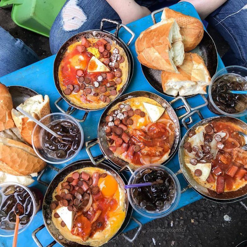 Những Món Ăn Sáng Ngon Ở Tphcm