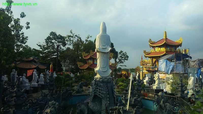 chùa view đẹp ở sài gòn