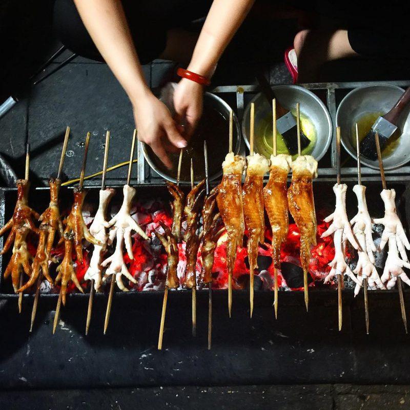 món nướng ngon Sài Gòn