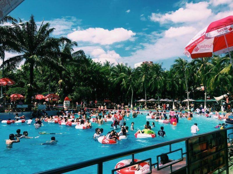 Thiên Thanh Park