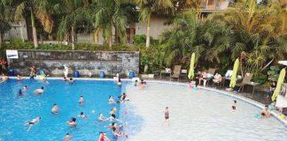 khu du lịch gần sài gòn có hồ bơi