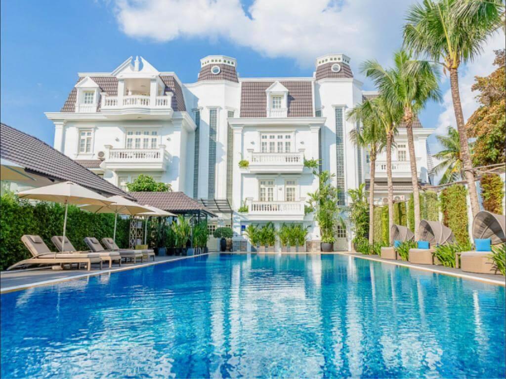 Villa Song Resort