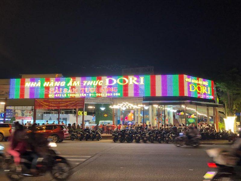 nhà hàng Sài Gòn quận Tân Phú