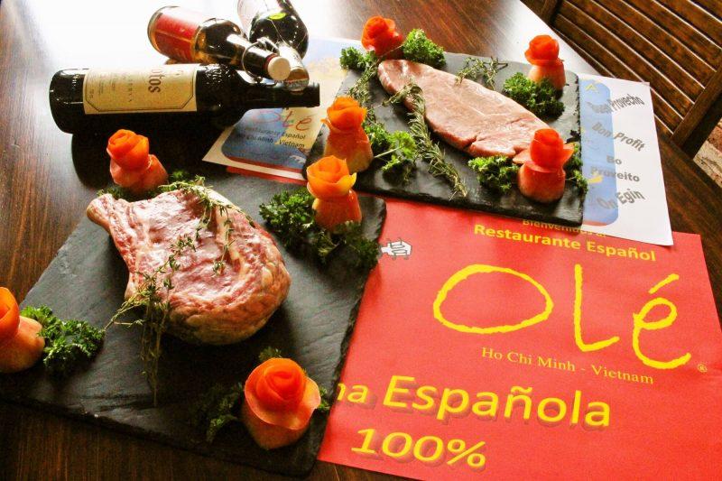 Nhà Hàng Tây Ban Nha Olé