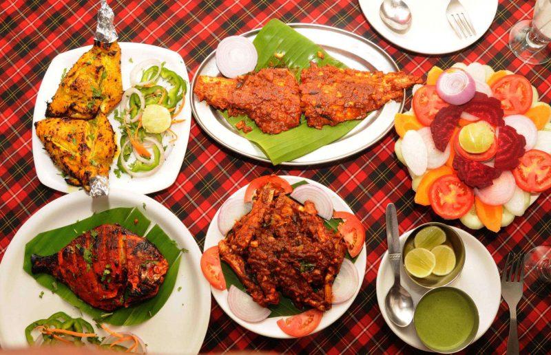 nhà hàng Ấn Độ ở Sài Gòn