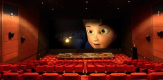 rạp chiếu phim 3d ở sài gòn