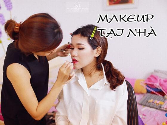 Top 10 Địa Điểm Make Up Tại Nhà Ở Sài Gòn Uy Tín