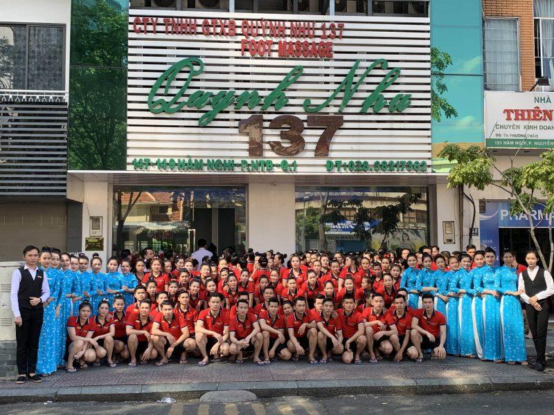 Massage Chân Giá Rẻ Ở Sài Gòn