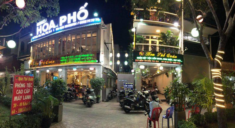 Nhà Hàng Sài Gòn Quận 4