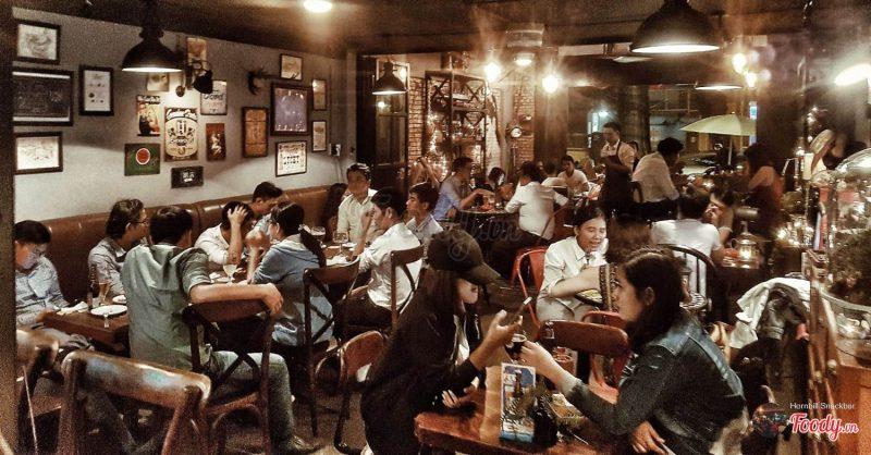 Nhà Hàng Bia Tươi Ở Sài Gòn