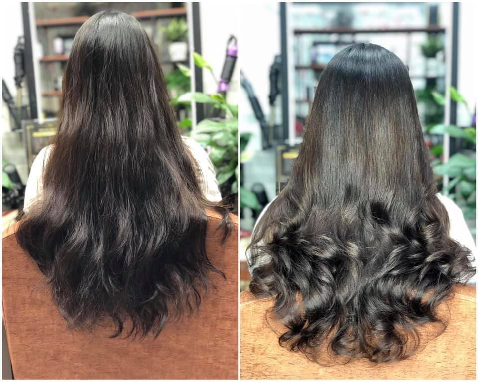 Tiệm làm tóc Sài Gòn quận Tân Phú