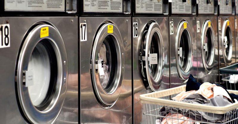 tiệm giặt ủi ở Sài Gòn