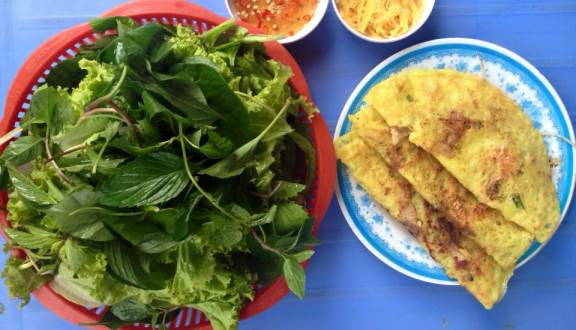 Quán Bánh Xèo Quận Tân Phú Sài Gòn