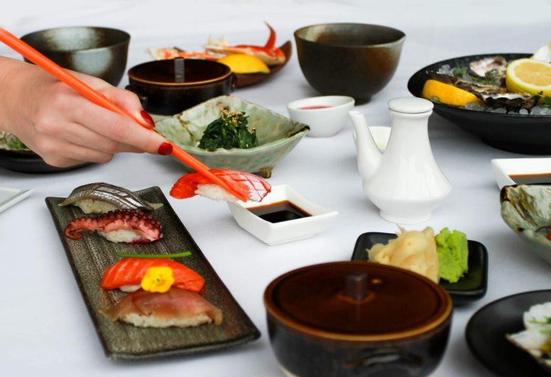 nhà hàng Sushi Sài Gòn