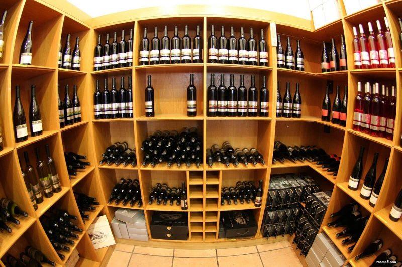 Cửa hàng rượu Sài Gòn