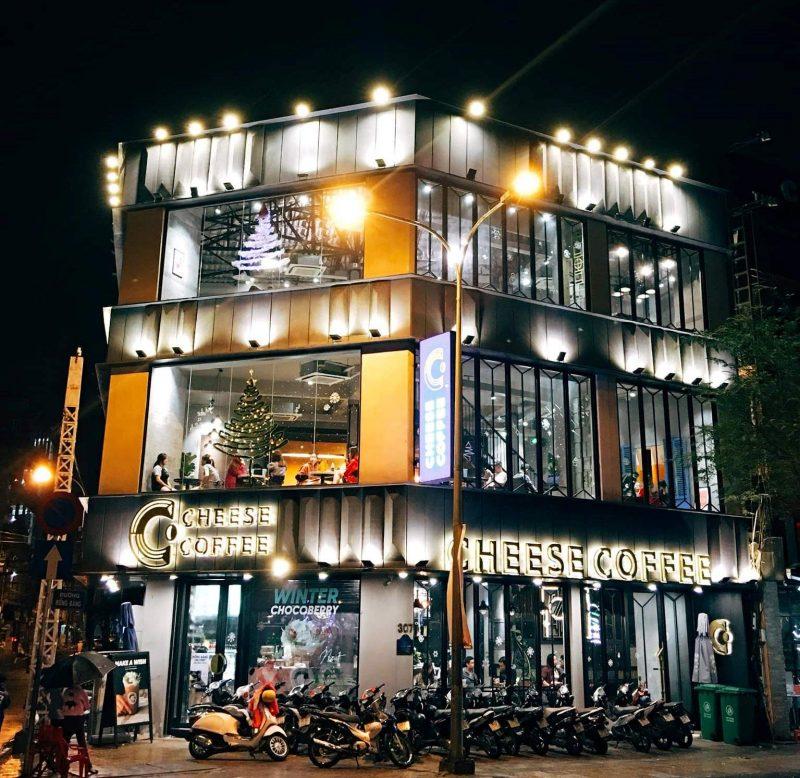 quán cafe đẹp quận 5 Sài Gòn