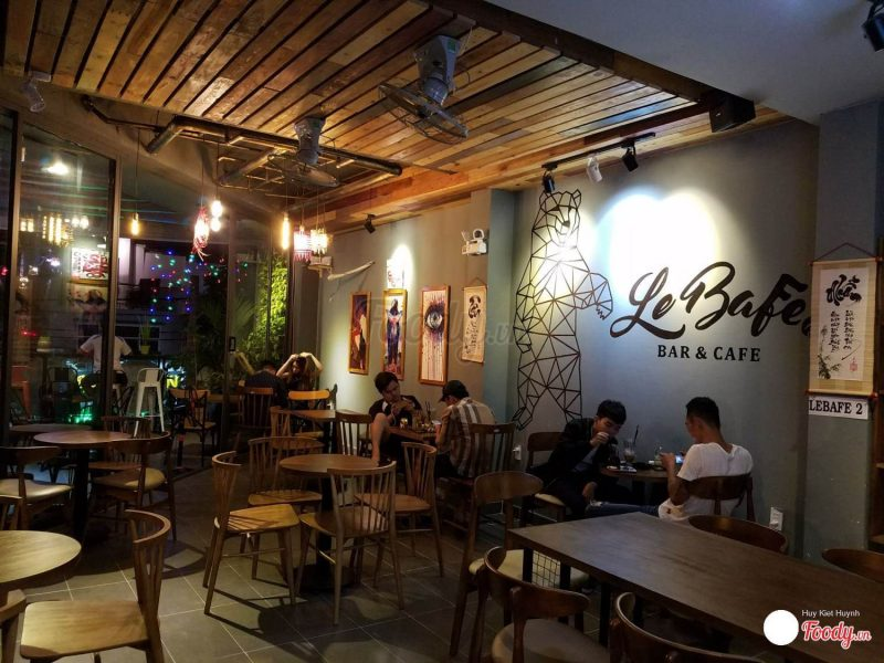 quán cafe đẹp quận 8 Sài Gòn