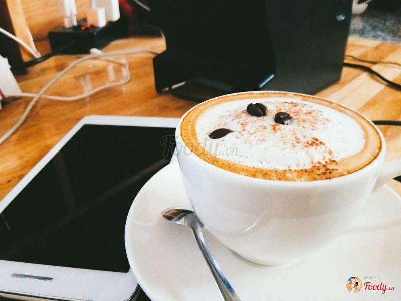 quán cafe đẹp quận 9 Sài Gòn