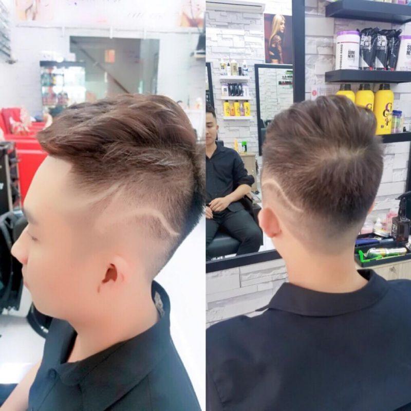 Tiệm làm tóc Sài Gòn quận 11