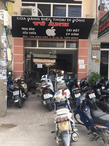 Cửa hàng iphone ở Sài Gòn