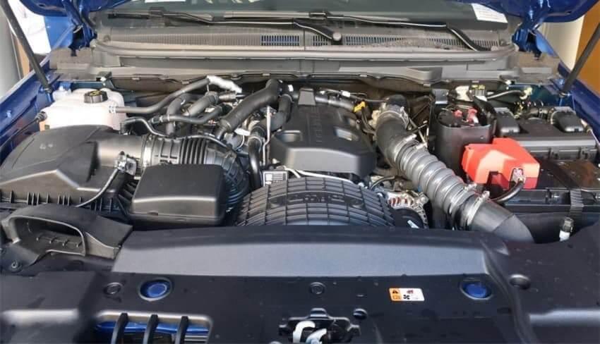 xe Ford Ranger raptor 2.0 Bi-Turbo 4x4 2019.
