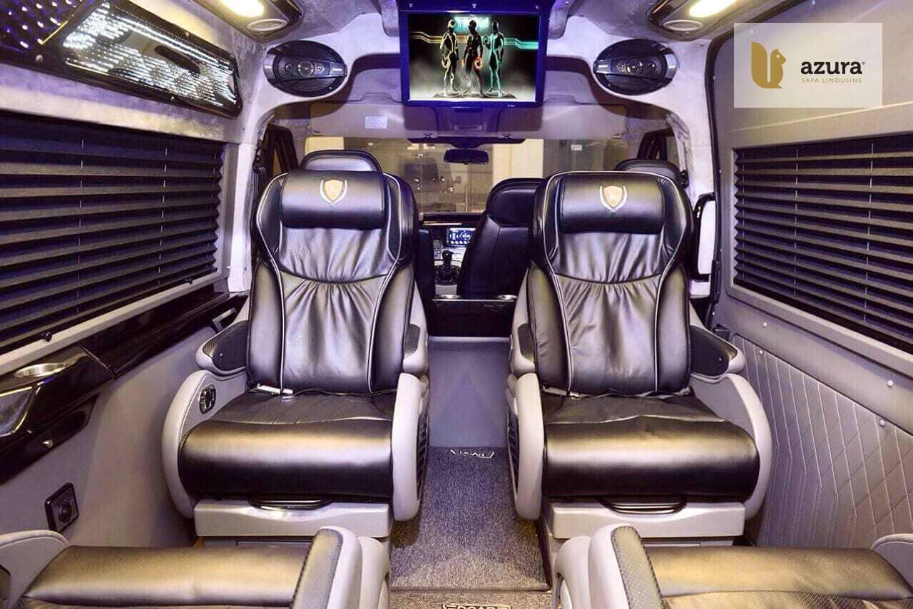 Azura Sapa Limousine công ty du lịch Khánh Huy