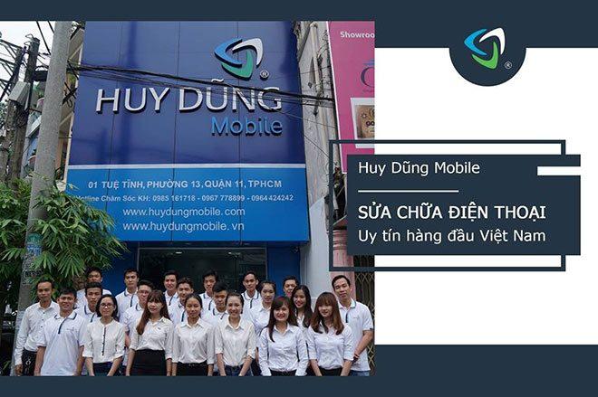 Sửa điện thoại Sài Gòn