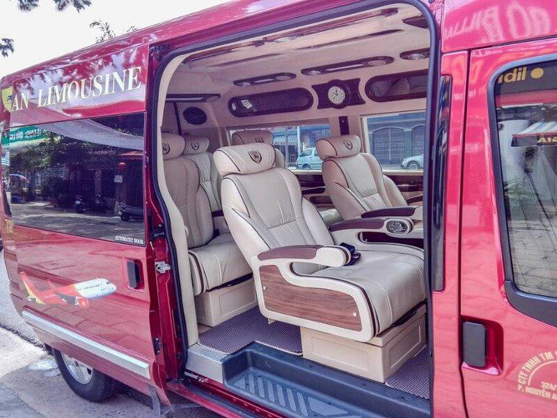 Xe Limousine Đi Vũng Tàu