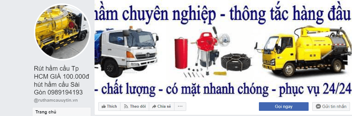 dịch vụ vệ sinh giá rẻ SG