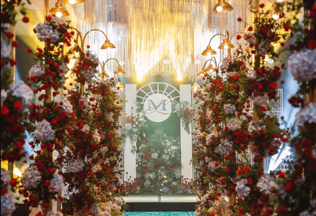 dịch vụ trang trí tiệc cưới sài gòn
