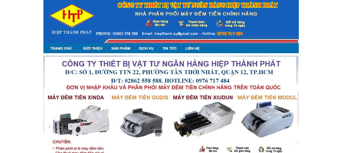 BánMáy Đếm Tiền Sài Gòn Uy Tín