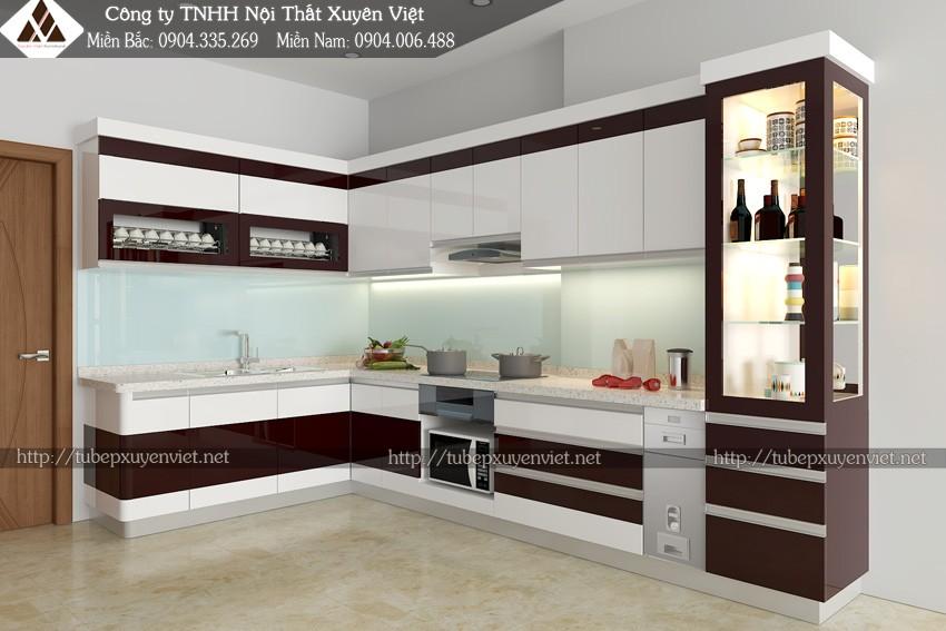 Tủ Bếp Đẹp Sài Gòn