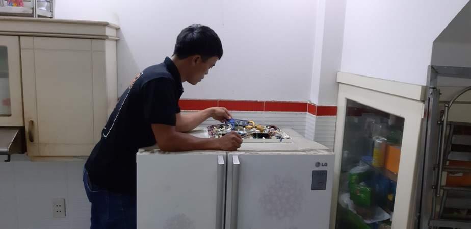 Sửa Tủ Lạnh Sài Gòn Chuyên Nghiệp