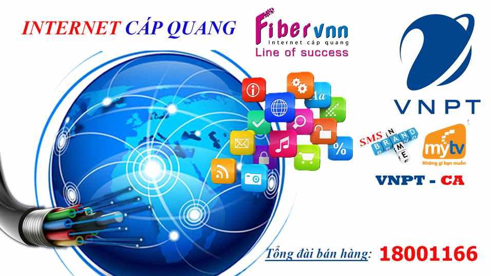 dịch vụ lắp mạng VNPT tại Sài Gòn