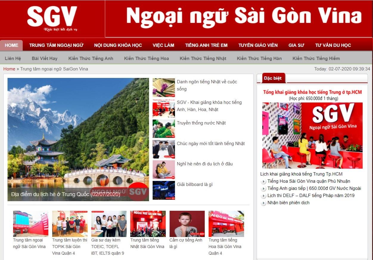 Sài Gòn Vina