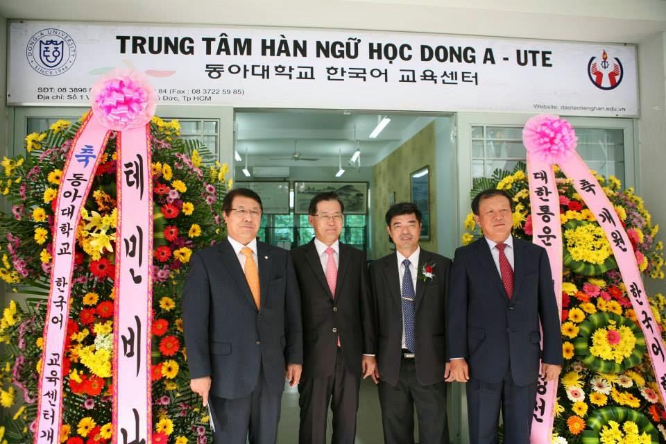 Trung tâm tiếng Hàn Sài Gòn