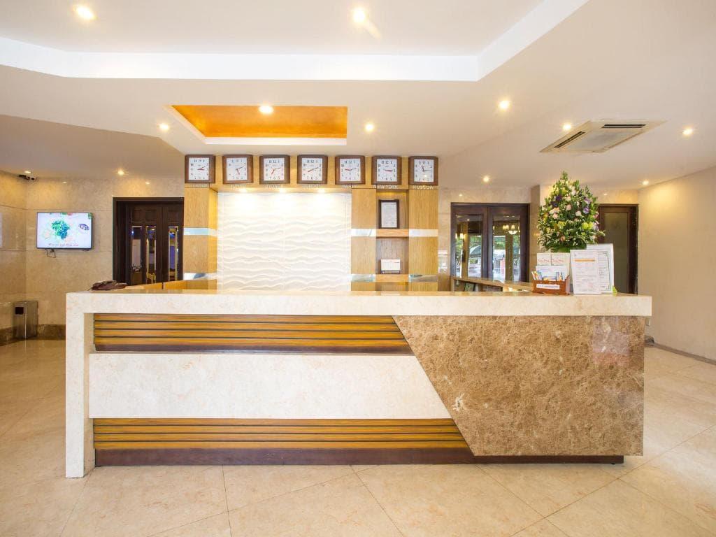 khách sạn 3 sao đẹp ở sài gòn
