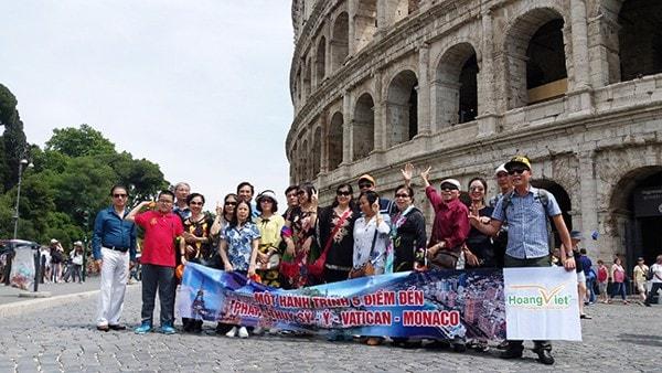 tour du lịch châu âu giá rẻ nhất