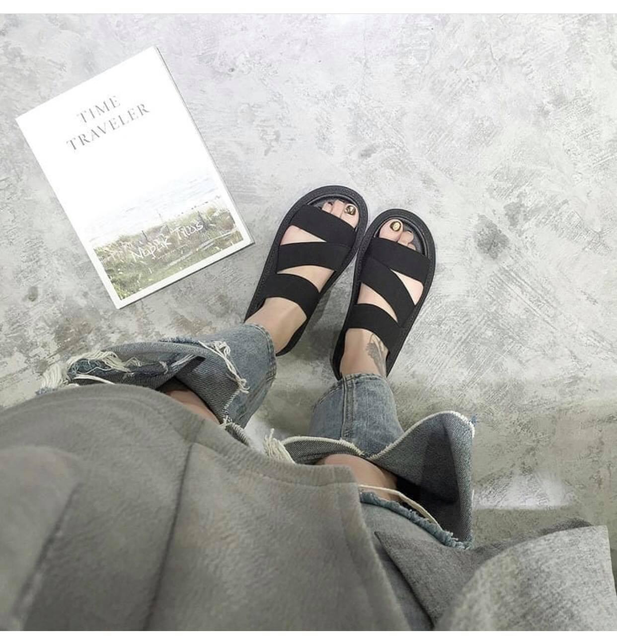 Giày Sandal Ulzzang Nữ Đà Nẵng