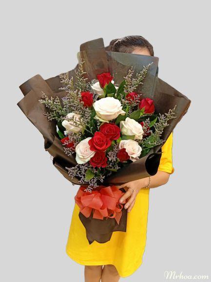 Shop hoa tươi MrHoa Sài Gòn