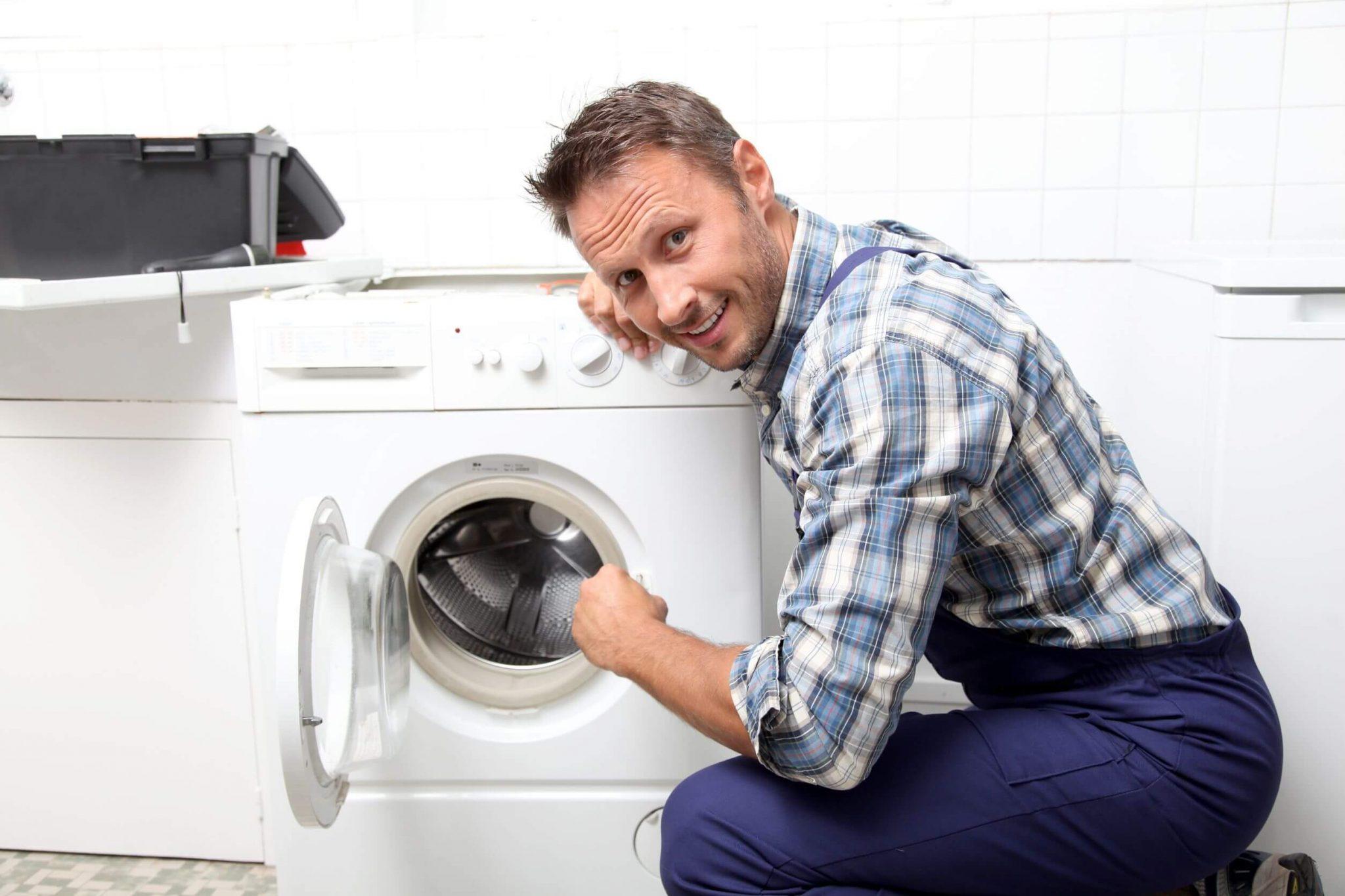sửa máy giặt tại Quận Tân phú