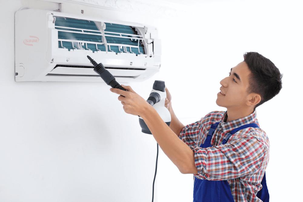 sửa máy lạnh quận Tân Phú nhanh chóng