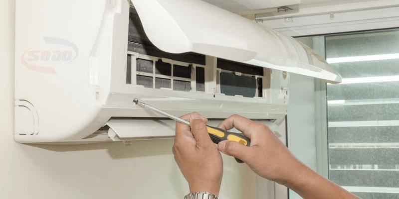 tháo lắp máy lạnh giá rẻ