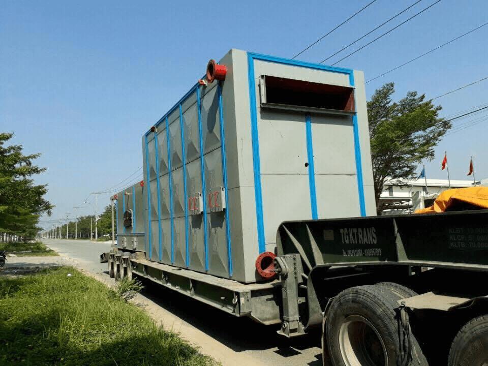 công ty vận tải logivan