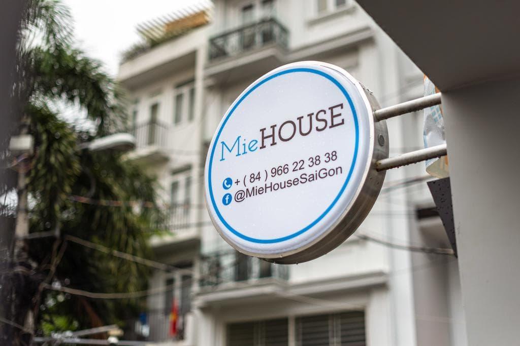 Khách sạn cho nấu ăn ở Sài Gòn
