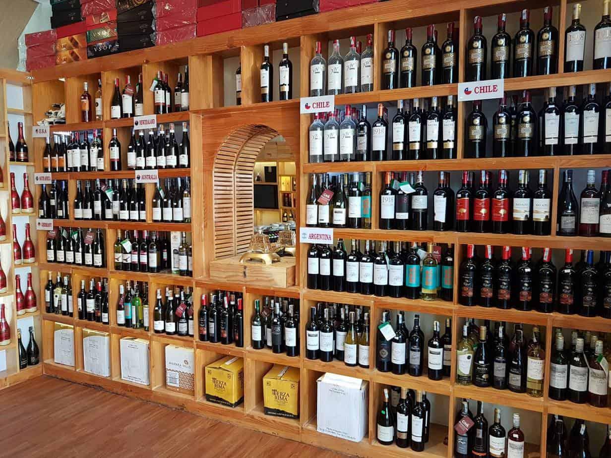 Rượu Ballantines