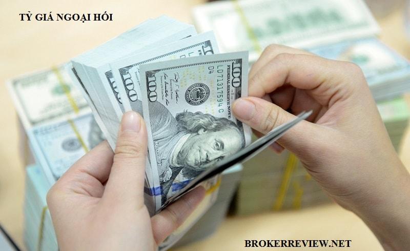 tỷ giá ngoại hối