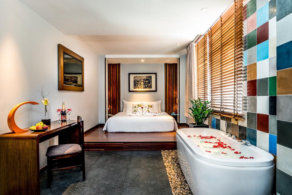 Khách sạn 4 sao ở quận 1 Sài Gòn