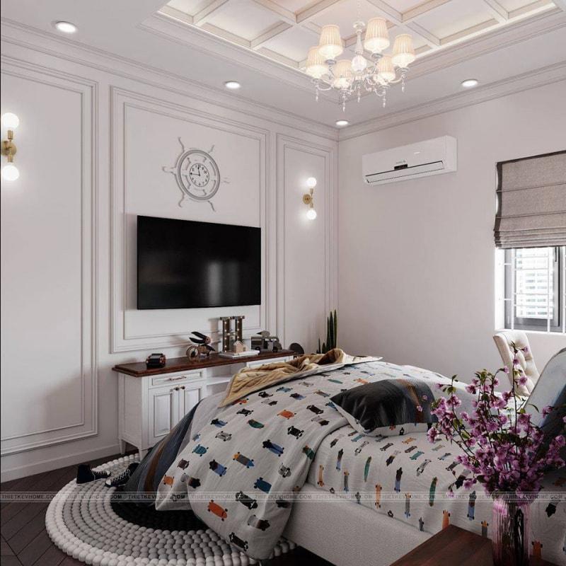 công ty chuyên thiết kế nội thất chung cư
